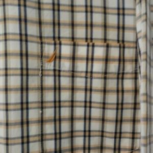 Nautica Shirts - Mens plaid dress shirt